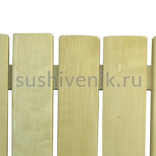 Трапик деревянный для бани