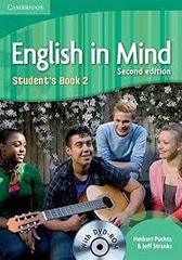 English in Mind (Second Edition) 2 Student's Bo...