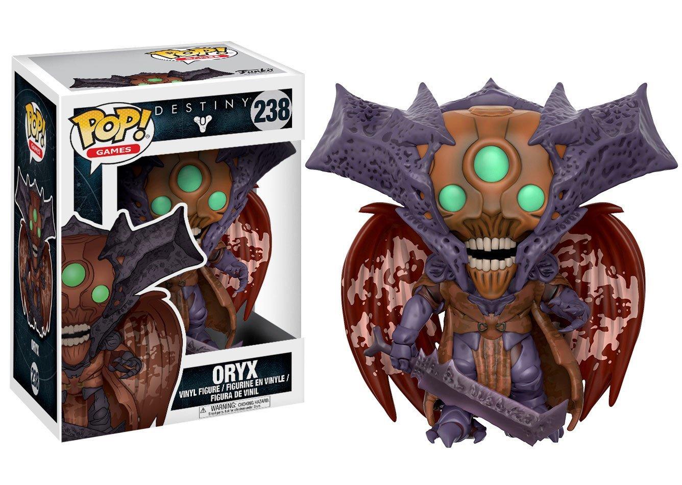 Фигурка Funko POP! Vinyl: Games: Destiny: Oryx 20366