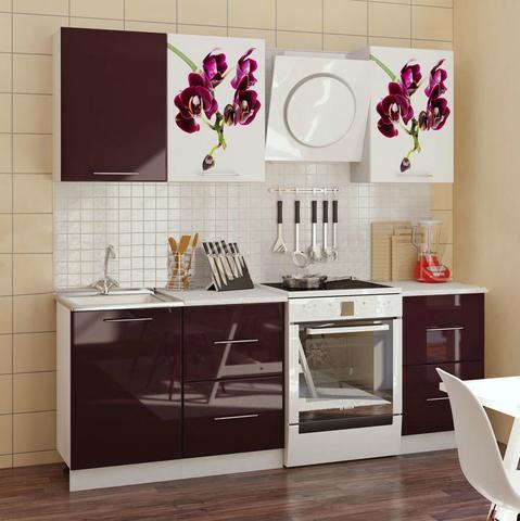 Кухня Орхидея-1 (1,7 м)