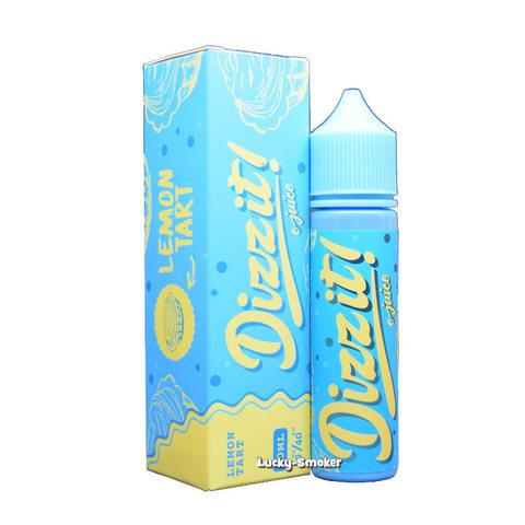 Жидкость Dizz it 60 мл Lemon Tart
