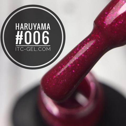 гель лак Haruyama 8мл (006)