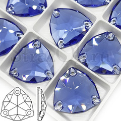 Купить пришивные стразы DeLux Denim Blue, Trilliant в Казани