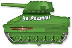 F Фигура, Танк Патриот (эксклюзивный рисунок ООО БРАВО), 31