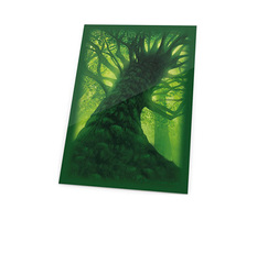 Printed Sleeves Standard Size Forest