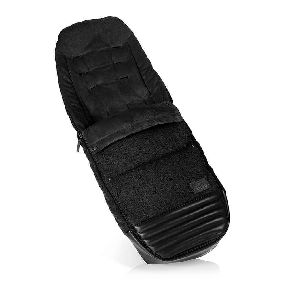 Конверт для коляски Cybex Теплый конверт в коляску Cybex Priam Footmuff Stardust Black cybex-priam-footmuff-stardust-black.jpg