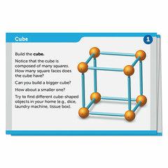 LER9293 Набор Погружение в геометрию СТЕМ с карточками Learning Resources