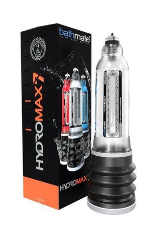 Прозрачная гидропомпа HydroMAX7