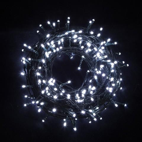 Уличная гирлянда нить 5 метров 50 светодиодов led