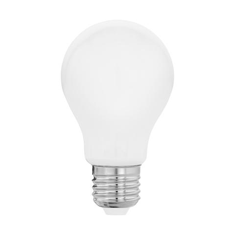 Лампа  LED филаментная из опалового стекла  Eglo MILKY LM-LED-E27 8W 806Lm 2700K A60 11596