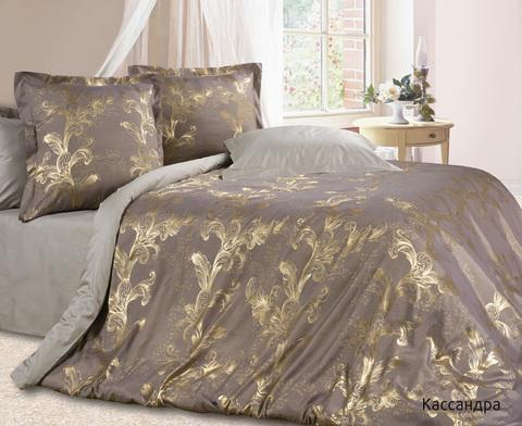 Жаккардовое постельное бельё 2 спальное, Кассандра