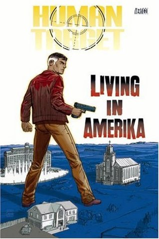 Human Target: Living in America. Vol.2