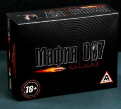 Настольная  игра «Мафия 007», фото 1