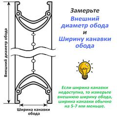 Инструкция по подбору покрышек