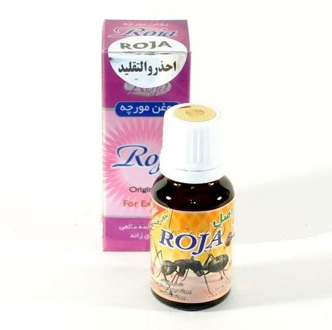 Муравьиное масло, для удаления волос «Roja», 15 мл