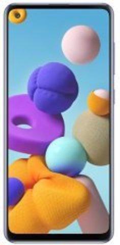 Смартфон Samsung Galaxy A21s 32GB BLUE (EAC) (SM-A217F/DSN)