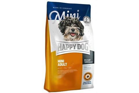 Happy Dog Supreme - Mini Adult сухой корм для собак мелких пород 1 кг