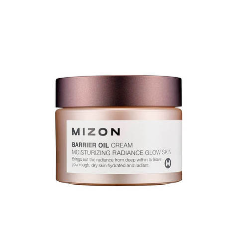Mizon Увлажняющий крем для лица на основе масла оливы Barrier Oil Cream 50 мл