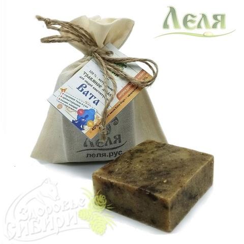 ВАТА. Аюрведическое натуральное мыло 80 г