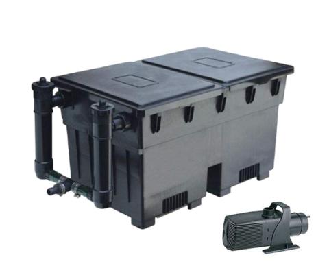 Проточный фильтр с насосом для пруда Pondtech Bio Filter 130 (150 м3)