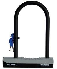 Велозамок-скоба Oxford Shackle 12 Medium 245mm x 190mm