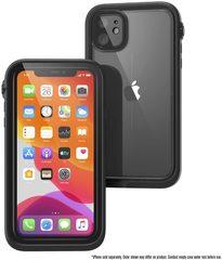 Водонепроницаемый чехол Catalyst Waterproof Case for iPhone 11, черный (Stealth Black)