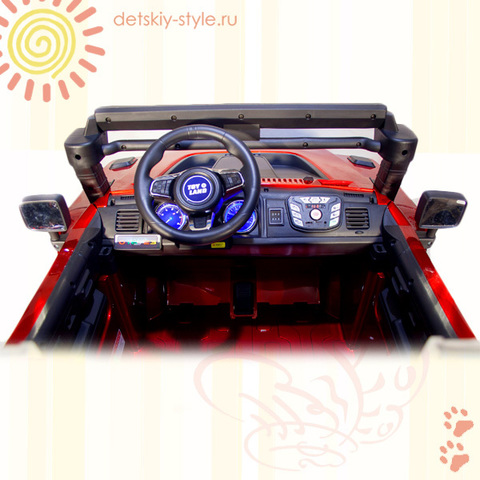 Джип QLS-618