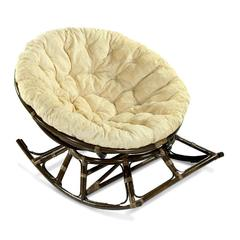 Кресло-качалка PAPASAN 23/03 Б (подушка рогожка)