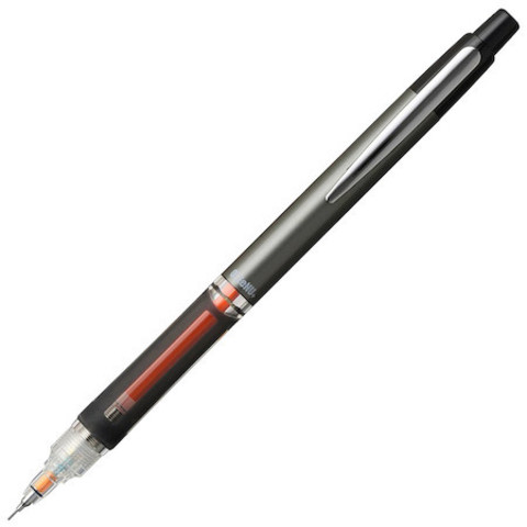 Механический карандаш 0,5 мм Platinum OLEeNU+ Gun Metal
