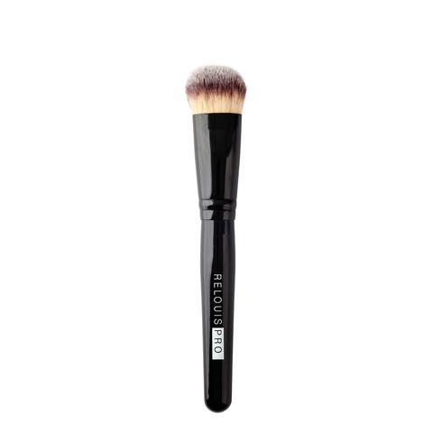 Кисть косметическая для тональной основы Relouis pro foundation brush №3