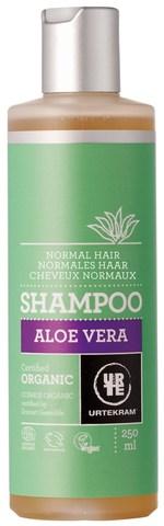 Urtekram Шампунь для нормальных волос Алоэ Вера, 250 мл