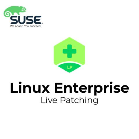 SUSE Linux Enterprise Live Patching