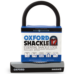 Велозамок-скоба Oxford Shackle 12 Medium 245mm x 190mm - 2