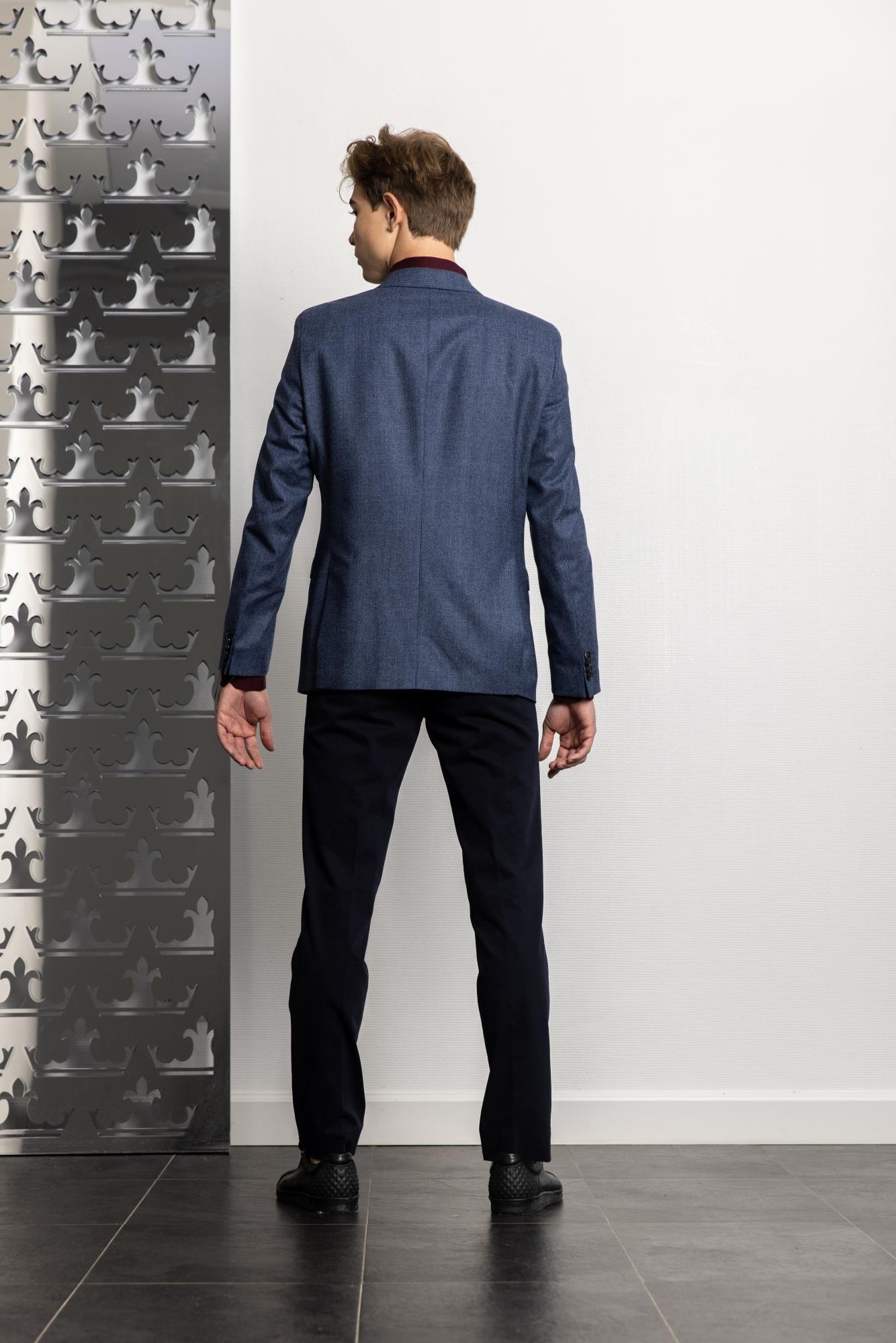 DIGEL Пиджак из шерсти Marzotto Super 100'S