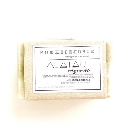Мыло Можжевеловое (Alatau Organic)
