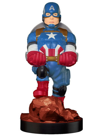 Подставка Cable guy: Marvel: Captain America || Капитан Америка