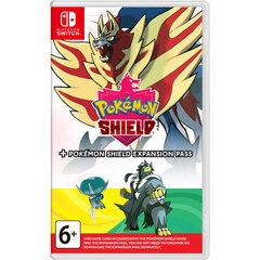 Игра Nintendo Pokemon Shield + Expansion Pass для Nintendo Switch