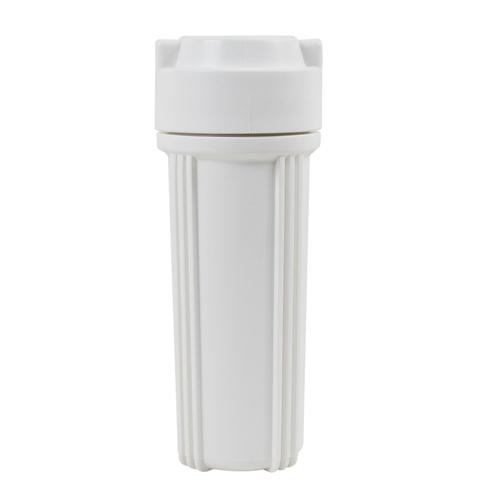 Магистральный фильтр AquaPro AEG-10W-02-14 для тонкой очистки холодной воды от механических примесей.