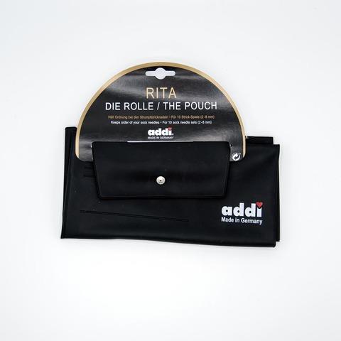 Футляр для хранения чулочных спиц addi, 2-8 мм