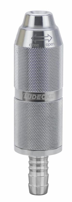 Наконечник распылитель на шланг 16 мм Luedecke