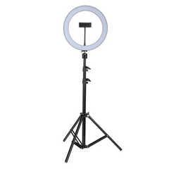Кольцевая лампа со штативом Ring Fill Light 26 см