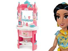 Набор Кухня Замок Disney Princess Smoby Toys