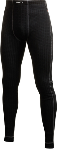Термобелье Рейтузы Craft Warm Wool мужские черные
