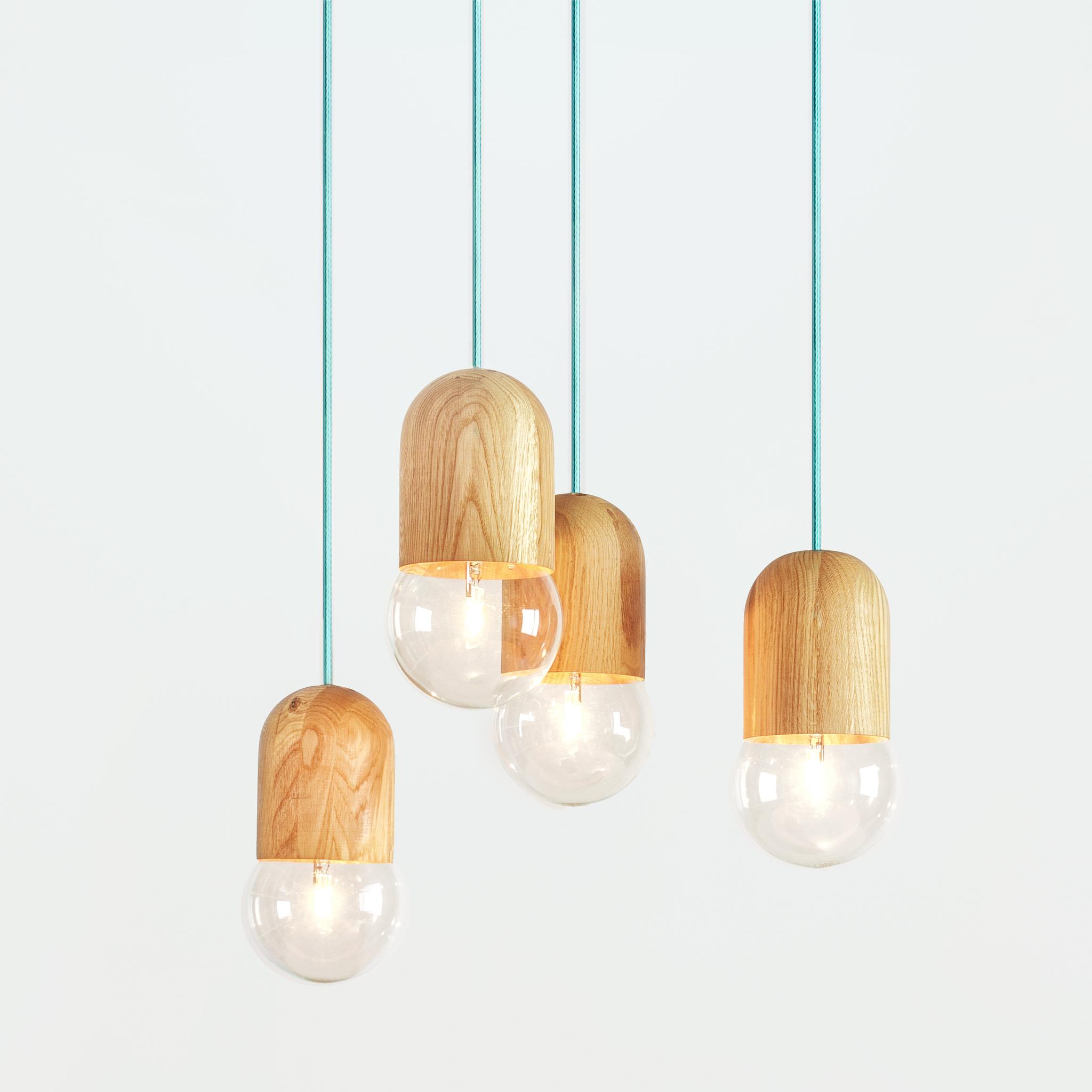 Подвесной светильник Light Bean Bubble - вид 2