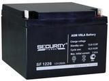 Аккумулятор Security Force SF 1226 ( 12V 26Ah / 12В 26Ач ) - фотография