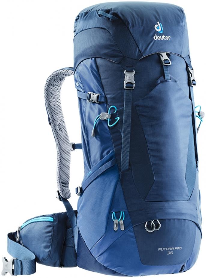 Туристические рюкзаки легкие Рюкзак Deuter Futura PRO 36 686xauto-9594-FuturaPro36-3395-18.jpg