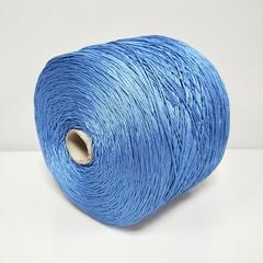 Emilcotoni, Хлопок 100% мерсеризованный, Синий, 320 м в 100 г