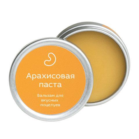 Бальзам для губ Арахисовая паста, серия Мыльная Белка, Лабораториум