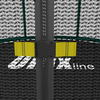 Батут UNIX 8 ft SUPREME GAME (green) - 2,44 м