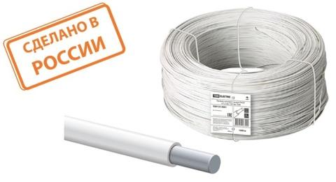 Провод нагревательный ПНСВ 1х3,0 мм (250м) TDM